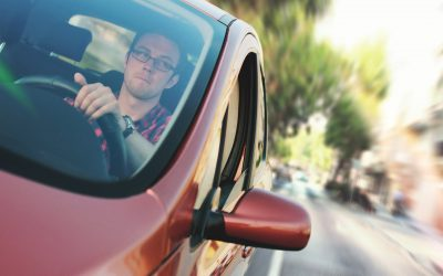 Driving and your eyesight