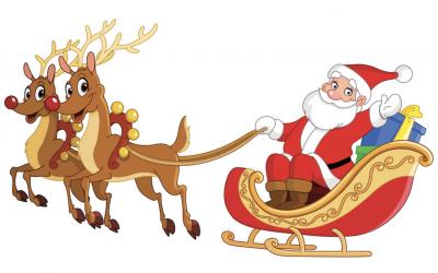 A Christmas Tale – Merry Christmas from Mark Davis Optician