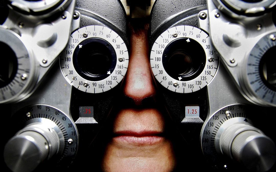 Nine Signs That You Need an Eye Examination