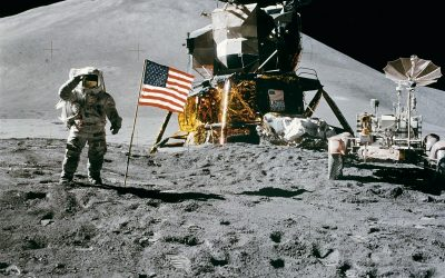 The Moon Landing and Me