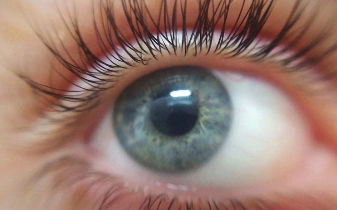 Eye Lashes and Eye Health